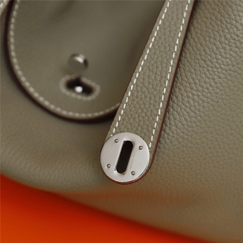 Replica Hermes AAA Quality Handbags For Women #786107 $102.82 USD for Wholesale
