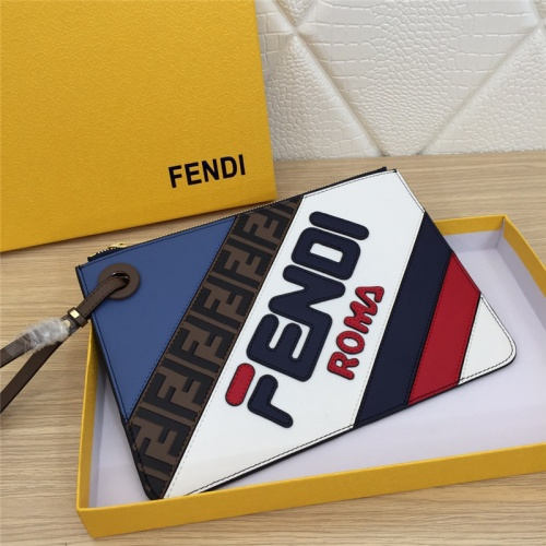 Fendi AAA Quality Wallets #786113