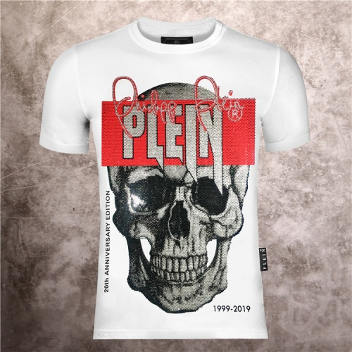 Philipp Plein PP T-Shirts Short Sleeved O-Neck For Men #786135