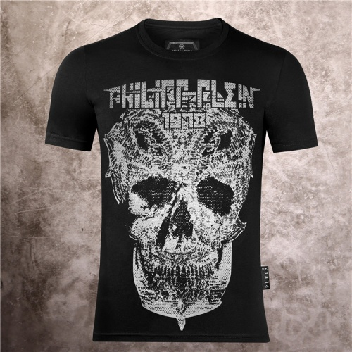 Philipp Plein PP T-Shirts Short Sleeved O-Neck For Men #786140