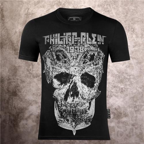 Philipp Plein PP T-Shirts Short Sleeved O-Neck For Men #786140
