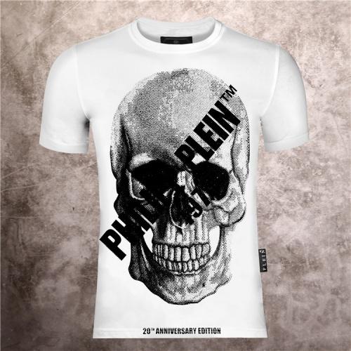 Philipp Plein PP T-Shirts Short Sleeved O-Neck For Men #786141