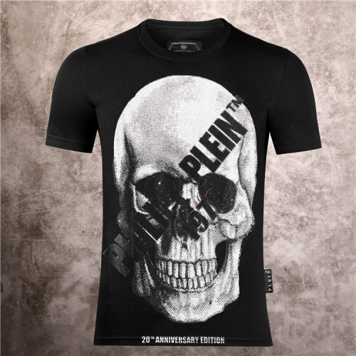 Philipp Plein PP T-Shirts Short Sleeved O-Neck For Men #786142