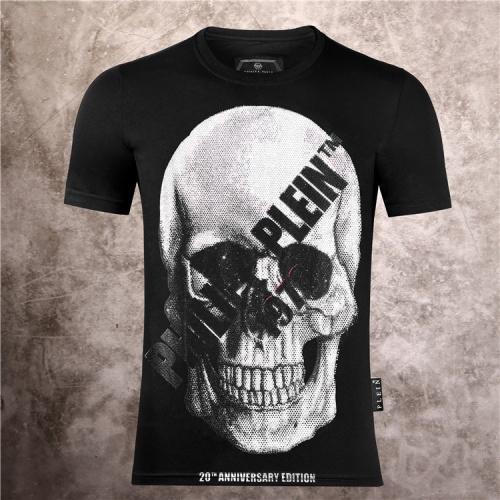 Philipp Plein PP T-Shirts Short Sleeved O-Neck For Men #786142