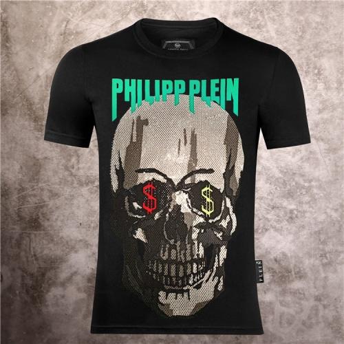 Philipp Plein PP T-Shirts Short Sleeved O-Neck For Men #786145