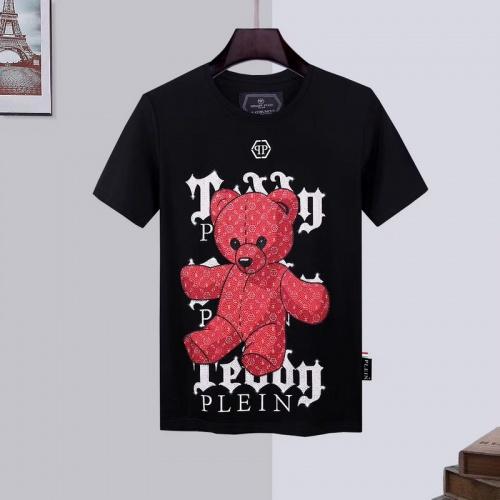 Philipp Plein PP T-Shirts Short Sleeved O-Neck For Men #786147