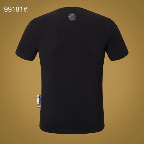 Replica Philipp Plein PP T-Shirts Short Sleeved O-Neck For Men #786150 $28.13 USD for Wholesale