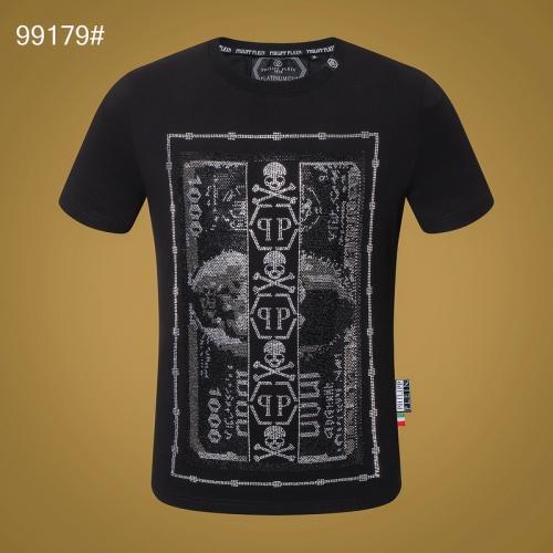 Philipp Plein PP T-Shirts Short Sleeved O-Neck For Men #786153