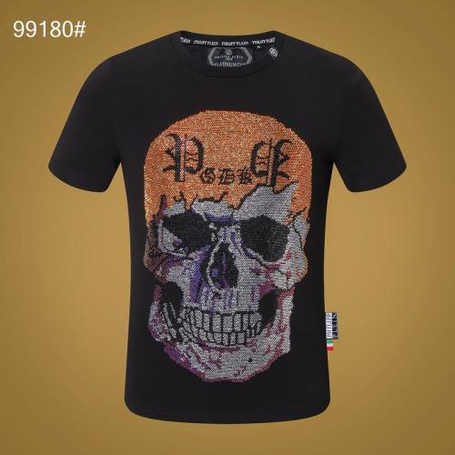 Philipp Plein PP T-Shirts Short Sleeved O-Neck For Men #786155