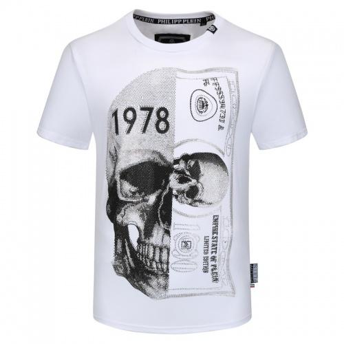 Philipp Plein PP T-Shirts Short Sleeved O-Neck For Men #786165