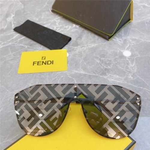 Fendi AAA Quality Sunglasses #786174