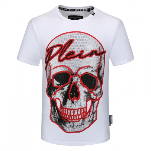 Philipp Plein PP T-Shirts Short Sleeved O-Neck For Men #786175