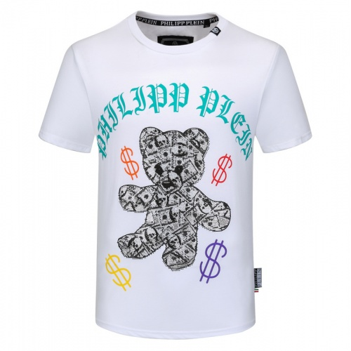 Philipp Plein PP T-Shirts Short Sleeved O-Neck For Men #786177