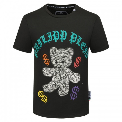 Philipp Plein PP T-Shirts Short Sleeved O-Neck For Men #786178