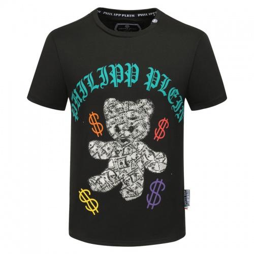 Philipp Plein PP T-Shirts Short Sleeved O-Neck For Men #786178