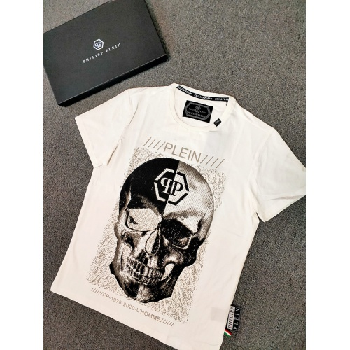 Philipp Plein PP T-Shirts Short Sleeved O-Neck For Men #786192