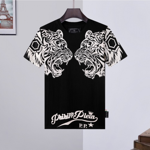 Philipp Plein PP T-Shirts Short Sleeved O-Neck For Men #786196