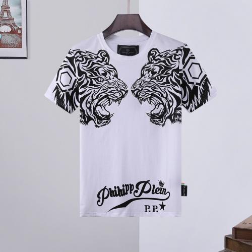 Philipp Plein PP T-Shirts Short Sleeved O-Neck For Men #786197