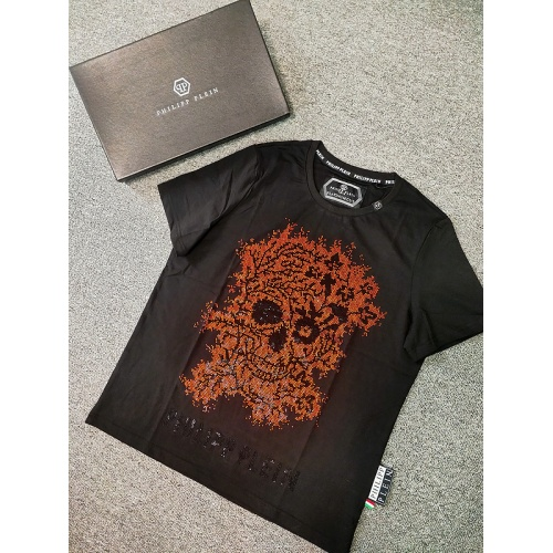 Philipp Plein PP T-Shirts Short Sleeved O-Neck For Men #786198