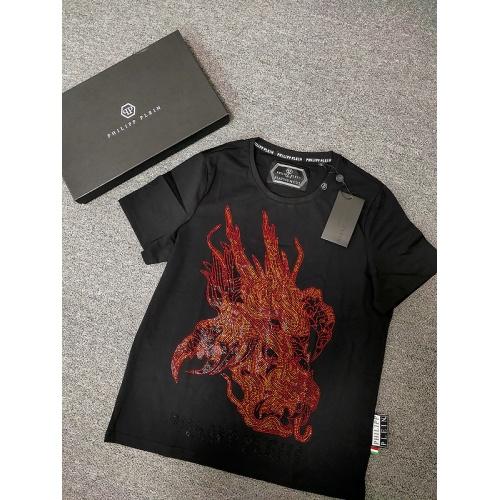 Philipp Plein PP T-Shirts Short Sleeved O-Neck For Men #786200