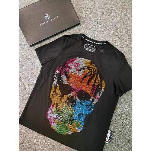 Philipp Plein PP T-Shirts Short Sleeved O-Neck For Men #786202