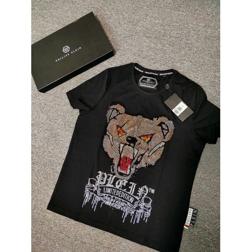 Philipp Plein PP T-Shirts Short Sleeved O-Neck For Men #786210