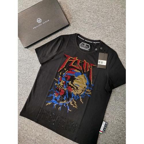 Philipp Plein PP T-Shirts Short Sleeved O-Neck For Men #786212