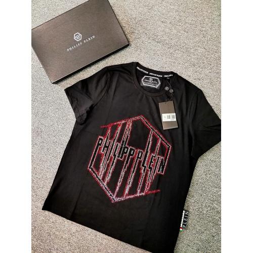 Philipp Plein PP T-Shirts Short Sleeved O-Neck For Men #786216