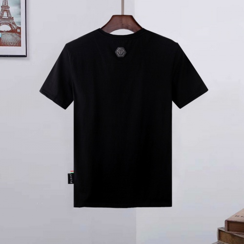 Replica Philipp Plein PP T-Shirts Short Sleeved O-Neck For Men #786218 $28.13 USD for Wholesale