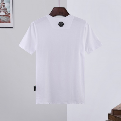 Replica Philipp Plein PP T-Shirts Short Sleeved O-Neck For Men #786223 $28.13 USD for Wholesale
