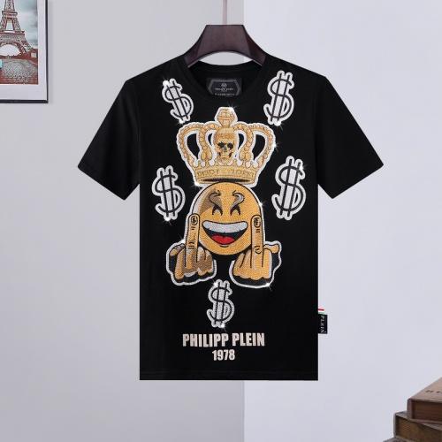 Philipp Plein PP T-Shirts Short Sleeved O-Neck For Men #786224