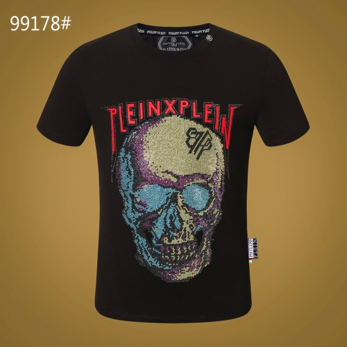 Philipp Plein PP T-Shirts Short Sleeved O-Neck For Men #786226