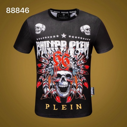 Philipp Plein PP T-Shirts Short Sleeved O-Neck For Men #786227