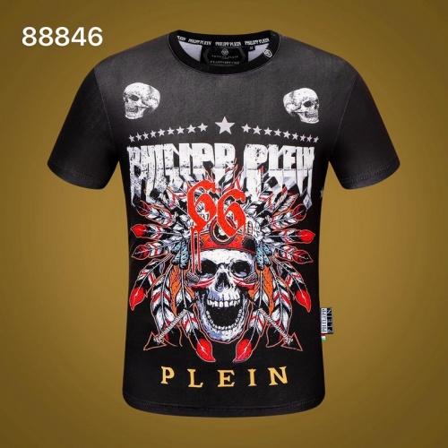 Philipp Plein PP T-Shirts Short Sleeved O-Neck For Men #786227