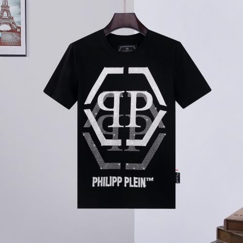 Philipp Plein PP T-Shirts Short Sleeved O-Neck For Men #786230