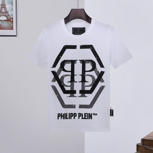 Philipp Plein PP T-Shirts Short Sleeved O-Neck For Men #786231