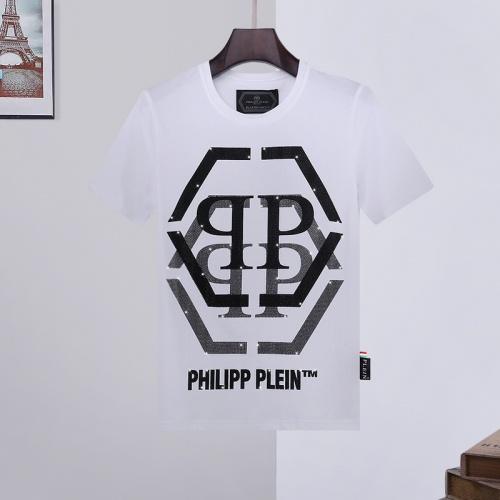 Philipp Plein PP T-Shirts Short Sleeved O-Neck For Men #786231