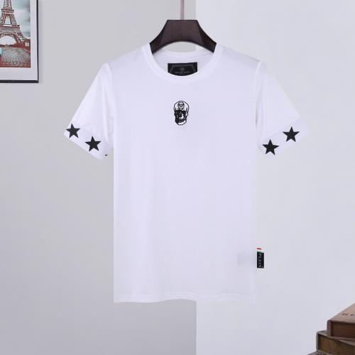 Philipp Plein PP T-Shirts Short Sleeved O-Neck For Men #786233