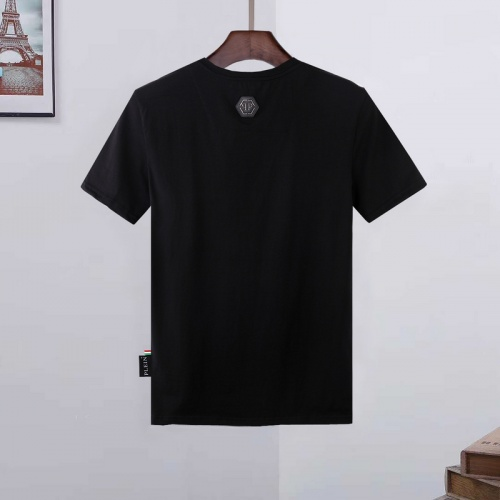 Replica Philipp Plein PP T-Shirts Short Sleeved O-Neck For Men #786234 $28.13 USD for Wholesale