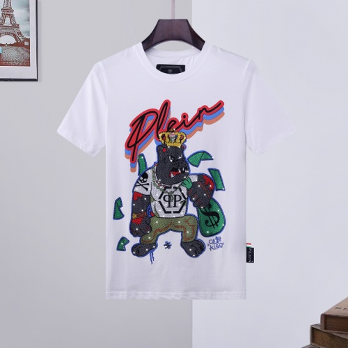 Philipp Plein PP T-Shirts Short Sleeved O-Neck For Men #786236