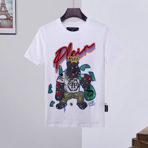 Philipp Plein PP T-Shirts Short Sleeved O-Neck For Men #786236