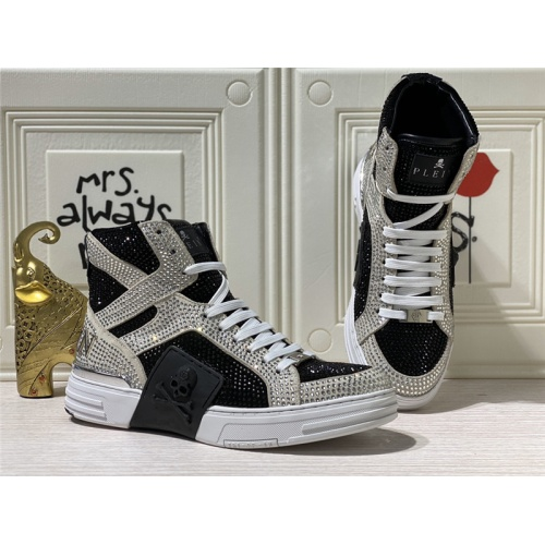 Philipp Plein PP High Tops Shoes For Men #786501