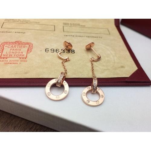 Cartier Earring #786541