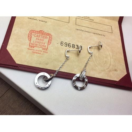 Cartier Earring #786542