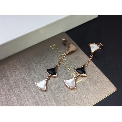 Bvlgari Earrings #786564 $36.86, Wholesale Replica Bvlgari Earrings