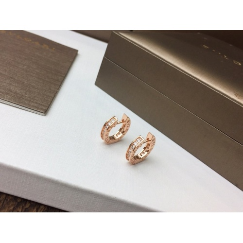 Bvlgari Earrings #786566 $26.19, Wholesale Replica Bvlgari Earrings