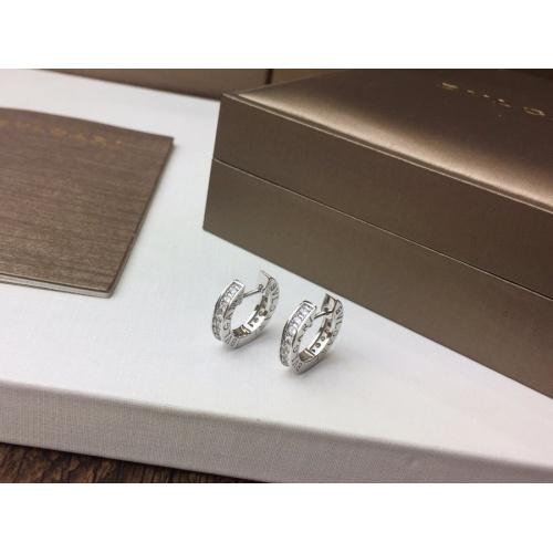 Bvlgari Earrings #786567 $26.19 USD, Wholesale Replica Bvlgari Earrings