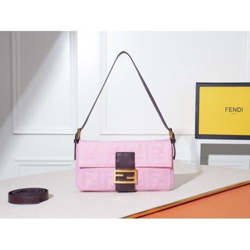 Fendi AAA Messenger Bags #786588 $79.54 USD, Wholesale Replica Fendi AAA Messenger Bags