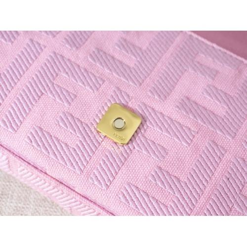 Replica Fendi AAA Messenger Bags #786588 $79.54 USD for Wholesale