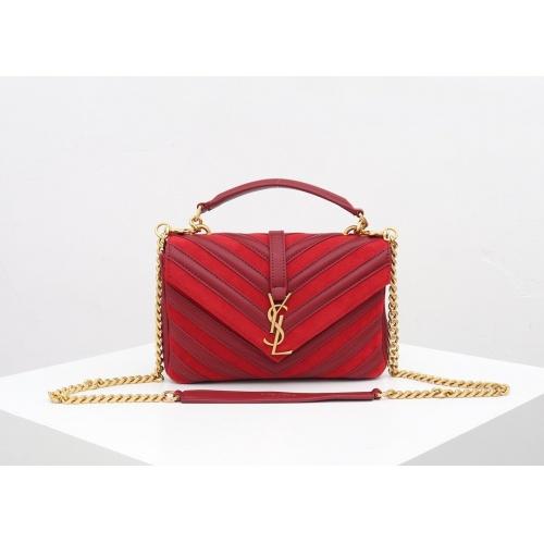 Yves Saint Laurent YSL AAA Messenger Bags #786589